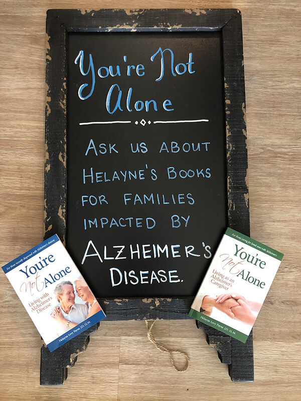 you're not alone book series